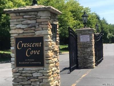 Seaford Single Family Home For Sale: 14 Crescent Cove Dr