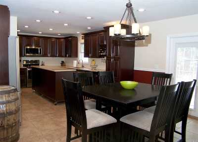 Sayville Single Family Home For Sale: 884 Chester Rd