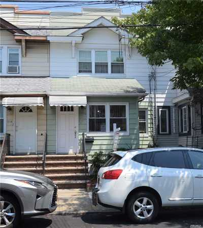 Woodhaven Single Family Home For Sale: 93-07 75th St
