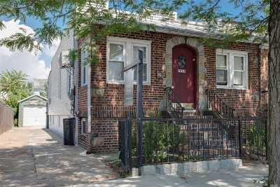 Ozone Park Single Family Home For Sale: 89-33 Gold Rd