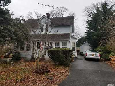 Islip Single Family Home For Sale: 2744 Union Blvd