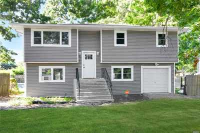 Mastic Single Family Home For Sale: 86 Moriches Ave