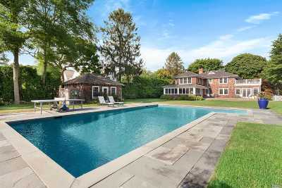 Quogue Single Family Home For Sale: 93 Old Depot Rd