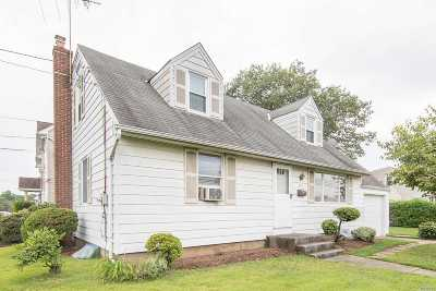 Hicksville Single Family Home For Sale: 233 Duffy Ave