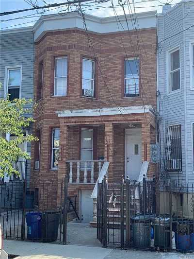 Brooklyn Multi Family Home For Sale: 51 Nichols Ave