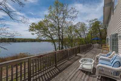 Ridge Single Family Home For Sale: 19 Lakeside Trl