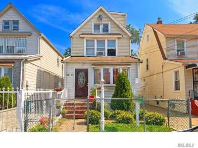 Queens Village Single Family Home For Sale: 216-11 111th Ave
