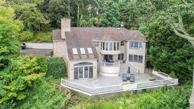 Oyster Bay Single Family Home For Sale: 718 Soundview Rd