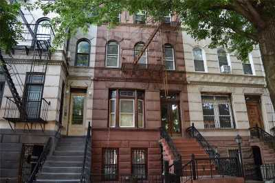 Brooklyn Multi Family Home For Sale: 383 Hancock St