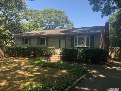 Mastic Single Family Home For Sale: 17 McDonough St