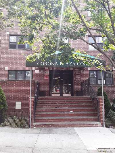 Corona Condo/Townhouse For Sale: 102-14 Lewis Ave #4D
