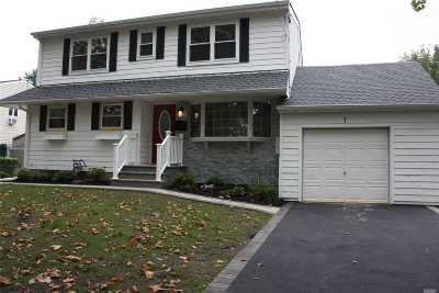 Northport Single Family Home For Sale: 1 Lori Ct