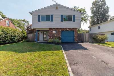 West Islip Single Family Home For Sale: 644 Oak Neck Rd