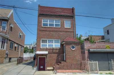 Brooklyn Multi Family Home For Sale: 1471 74th St