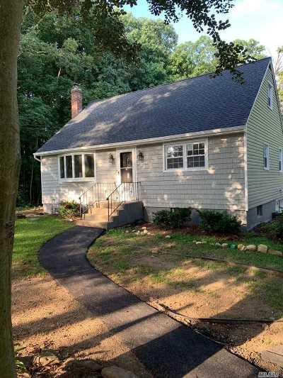 Ronkonkoma Single Family Home For Sale: 72 Arlington Rd