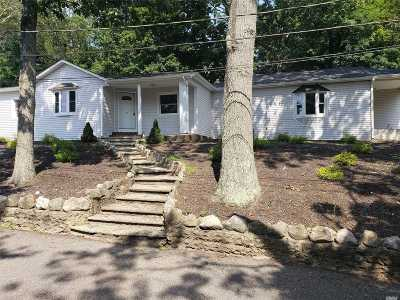 Rocky Point Single Family Home For Sale: 23 Hillside