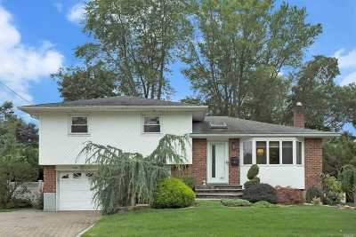 Syosset Single Family Home For Sale: 42 Pickwick Dr