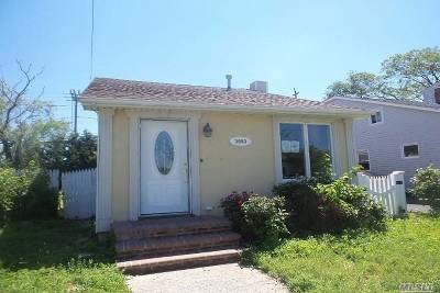 Oceanside NY Single Family Home For Sale: $285,000