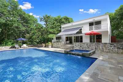 East Hampton Single Family Home For Sale: 715 Hands Creek Rd