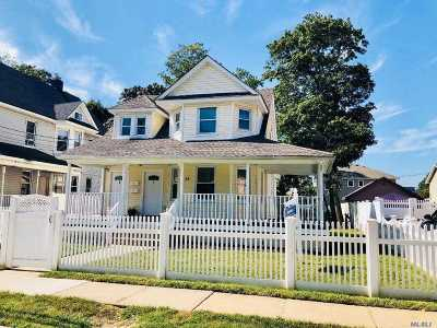 Freeport Multi Family Home For Sale: 55 N Columbus Ave