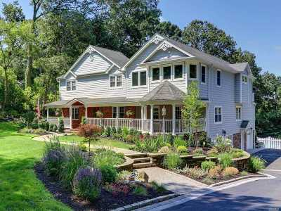Northport Single Family Home For Sale: 12 Crestwood Dr