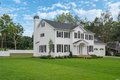 Cold Spring Hrbr Single Family Home For Sale: 4 Meadowfarm Ln
