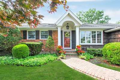 Holbrook Single Family Home For Sale: 262 Clarinet Ln