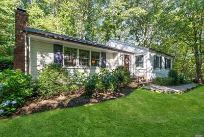 Cold Spring Hrbr Single Family Home For Sale: 44 Turkey Ln