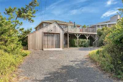 Westhampton Single Family Home For Sale: 645 Dune Rd