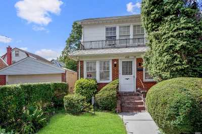 Flushing Single Family Home For Sale: 40-42 191st St