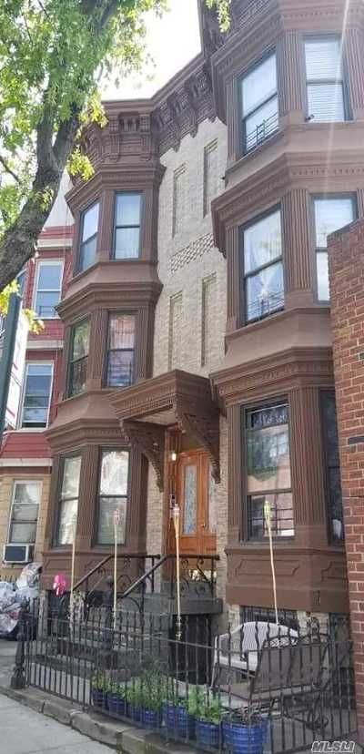 Brooklyn Multi Family Home For Sale: 250 53rd St