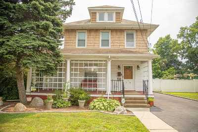 Nassau County Single Family Home For Sale: 38 E Roosevelt Ave