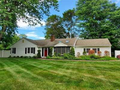St. James Single Family Home For Sale: 60 Mills Pond Rd