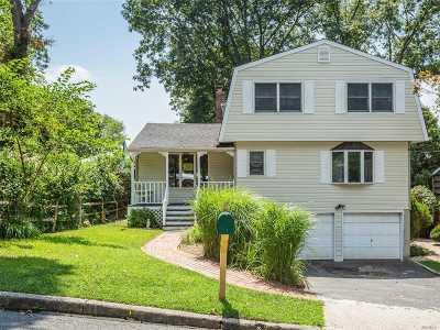 Huntington Sta NY Single Family Home For Sale: $489,000