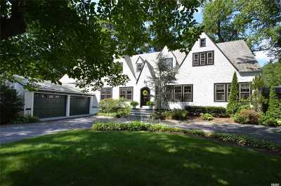 Great Neck Single Family Home For Sale: 100a Station Rd