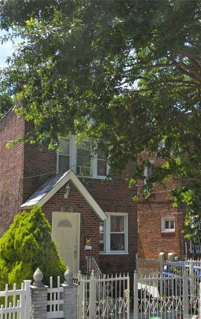 Ozone Park Single Family Home For Sale: 11540 127th St