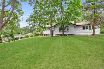 Hampton Bays Single Family Home For Sale: Old Riverhead Rd