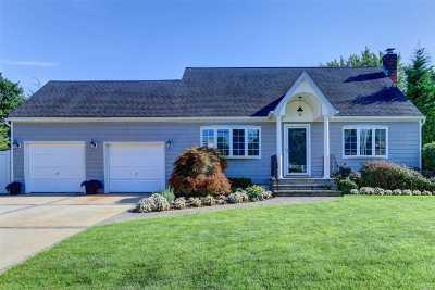 Massapequa Single Family Home For Sale: 274 N Linden St