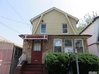 Brooklyn Single Family Home For Sale: 535 E 48th St