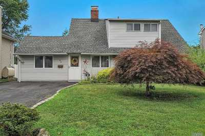 Hicksville Single Family Home For Sale: 36 Arch Ln