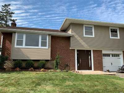 Plainview Single Family Home For Sale: 15 Gainsville Dr