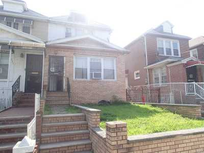 Brooklyn Single Family Home For Sale: 733 E 51st St