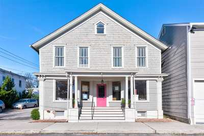 Greenport Single Family Home For Sale: 18 South St