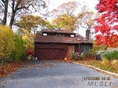 Huntington Sta NY Single Family Home For Sale: $480,000