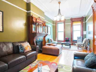 Brooklyn Multi Family Home For Sale: 371 Hancock St