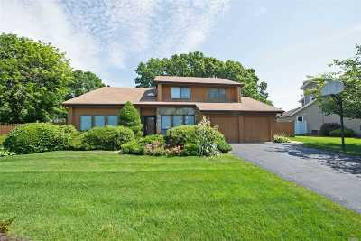 Commack Single Family Home For Sale: 6 Chardonnay Rd