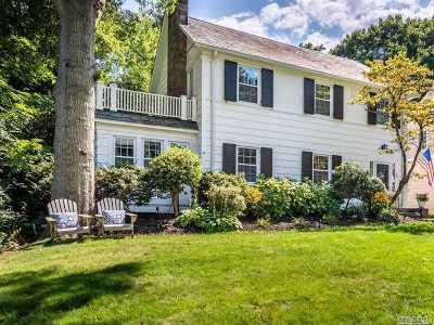 Manhasset Single Family Home For Sale: 420 Hunt Ln