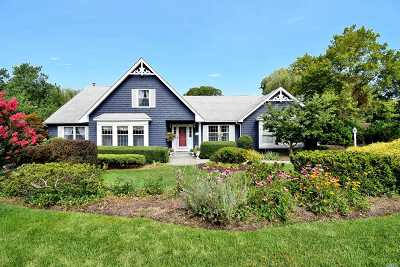 Stony Brook Single Family Home For Sale: 10 Forsythe Meadow Ln