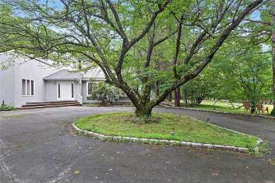 Quogue Single Family Home For Sale: 15 Deerfield East