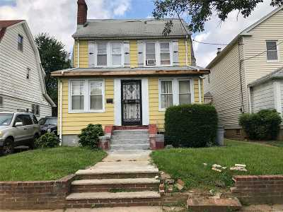 Queens Village Single Family Home For Sale: 209-43 110th Ave